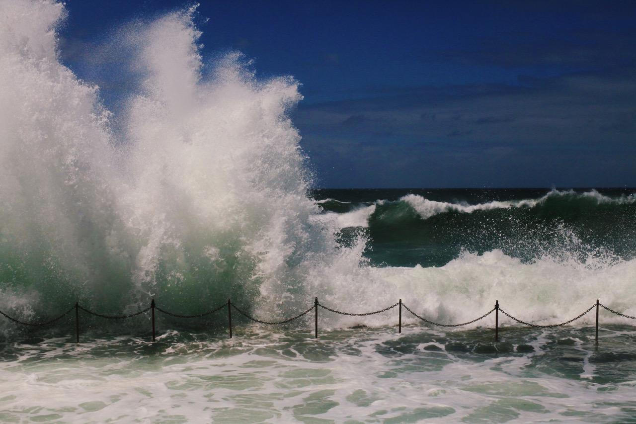 Big waves image tsunami blog
